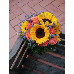 BOUQUET GIRASOLES