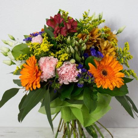 Ramo de flores Gerbera