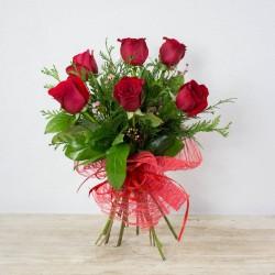 Ramo de rosas te quiero